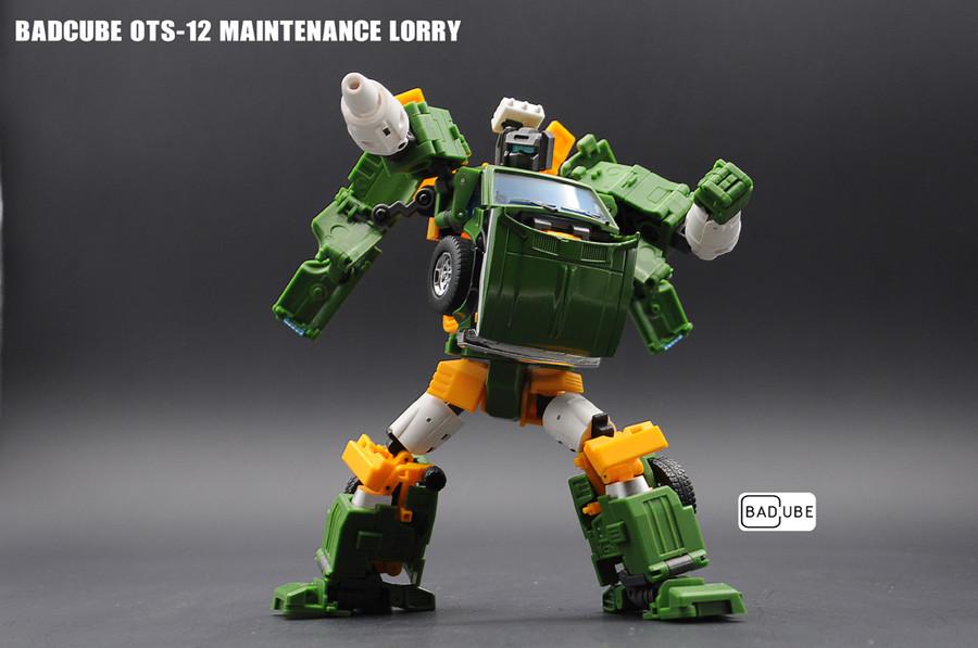 BadCube OTS-12 Lorry