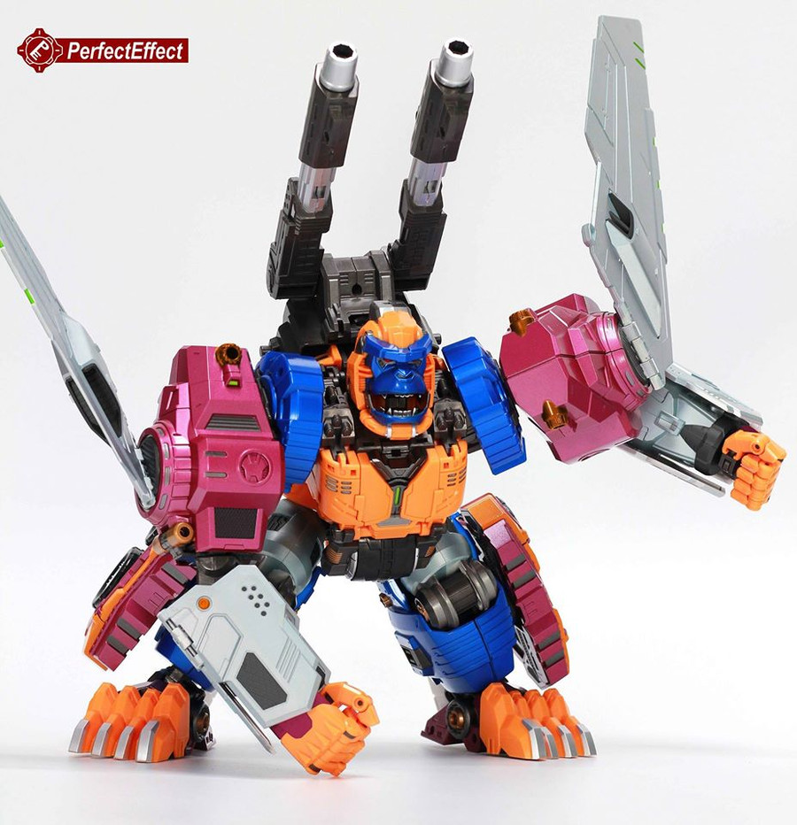 Perfect Effect - PE-DX06 Beast Gorira