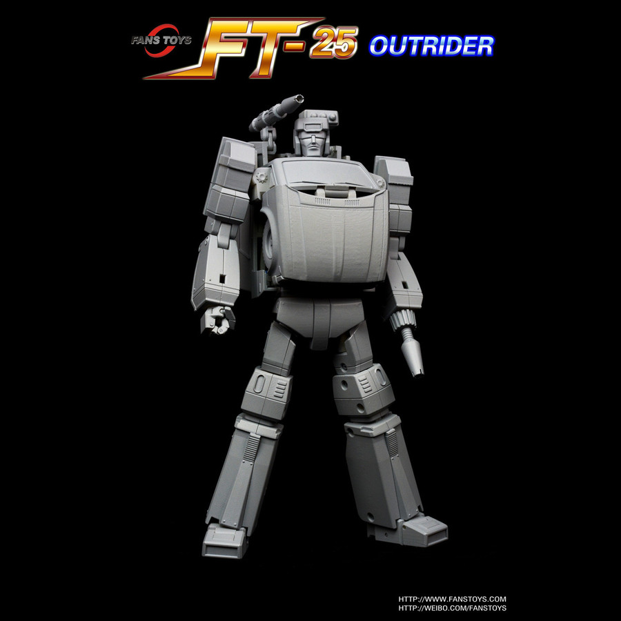 Fans Toys - FT-25 Outrider