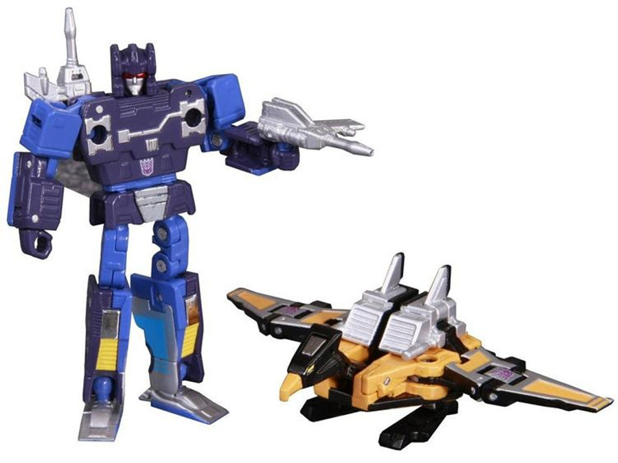 MP-16 Masterpiece Frenzy and Buzzsaw (Reissue)