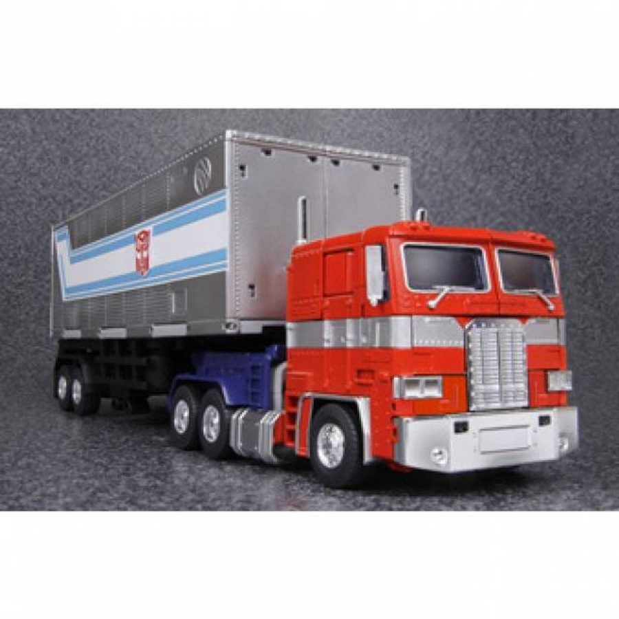 MP-10 Masterpiece Convoy (Optimus Prime) with Trailer (Reissue)