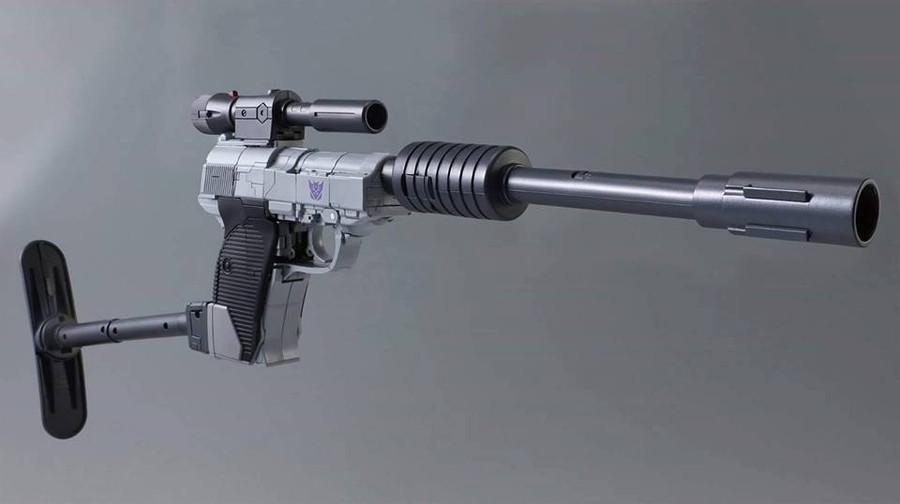 MP-36 - Masterpiece Megatron