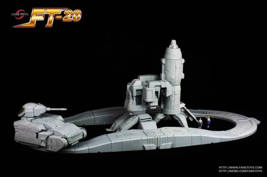 Fans Toys - FT-20B - Terminus Giganticus - Pack B