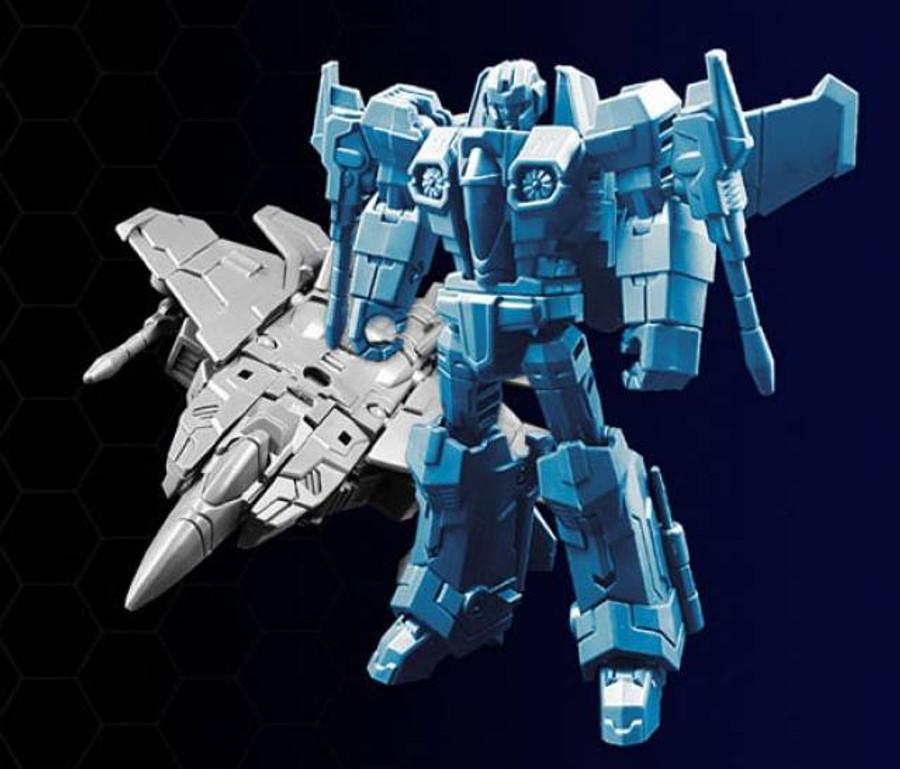 Iron Factory - IFEX20B Wing of Tyrant B - Blue Version