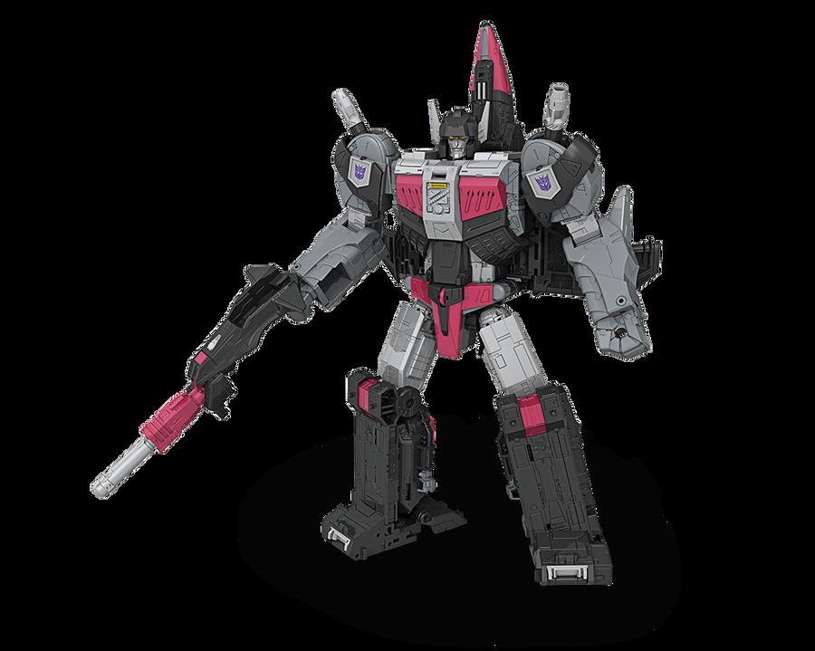 Transformers Generations Titans Return - Leader Class Sky Shadow
