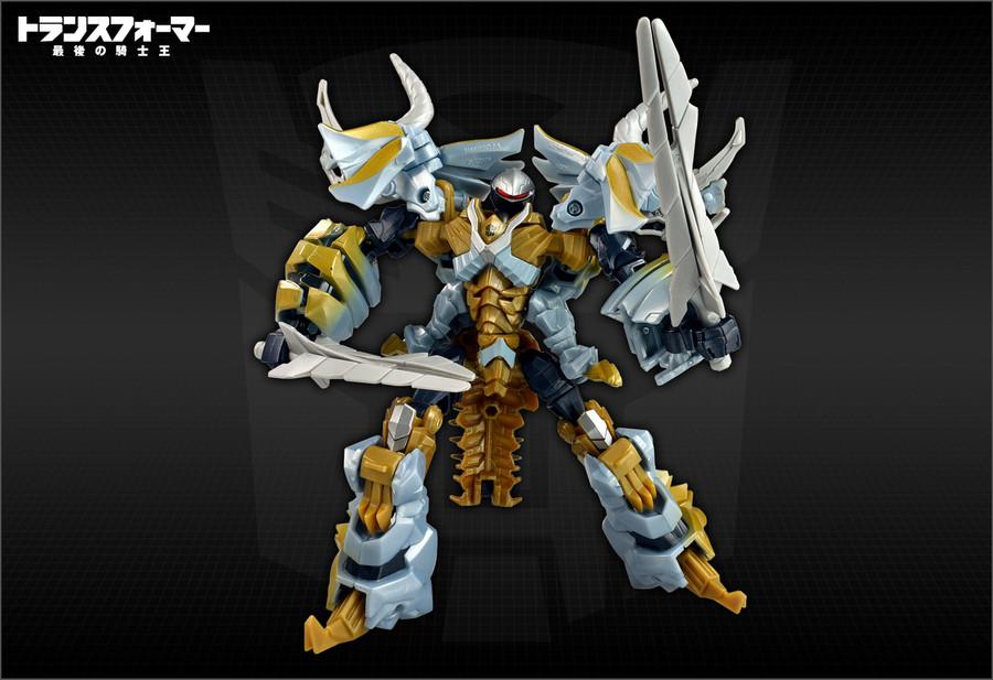 Transformers The Last Knight - TLK-12 Dinobot Slug