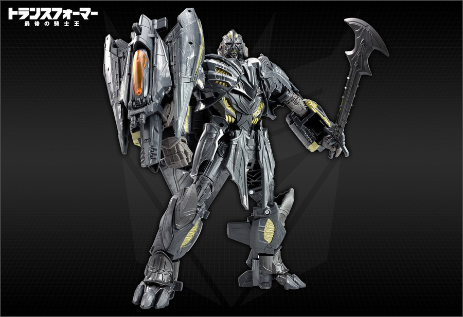 Transformers The Last Knight - TLK-19 Megatron