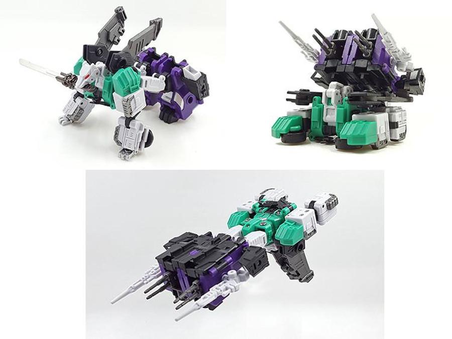 Iron Factory - IFEX19 Shadow Tengu