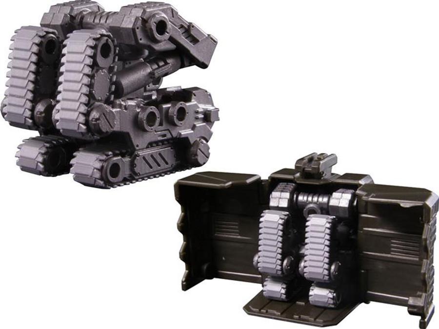 Diaclone Reboot -DA-13 Powered System Dirt Loader