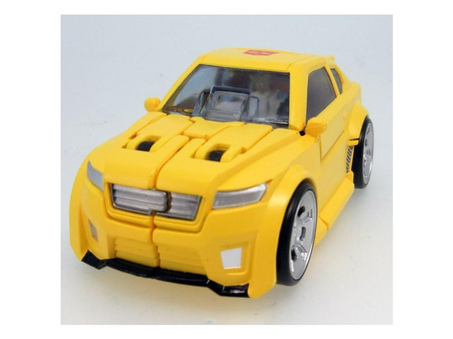 Takara Transformers Legends - LG54 Bumblebee & Exo-Suit Spike