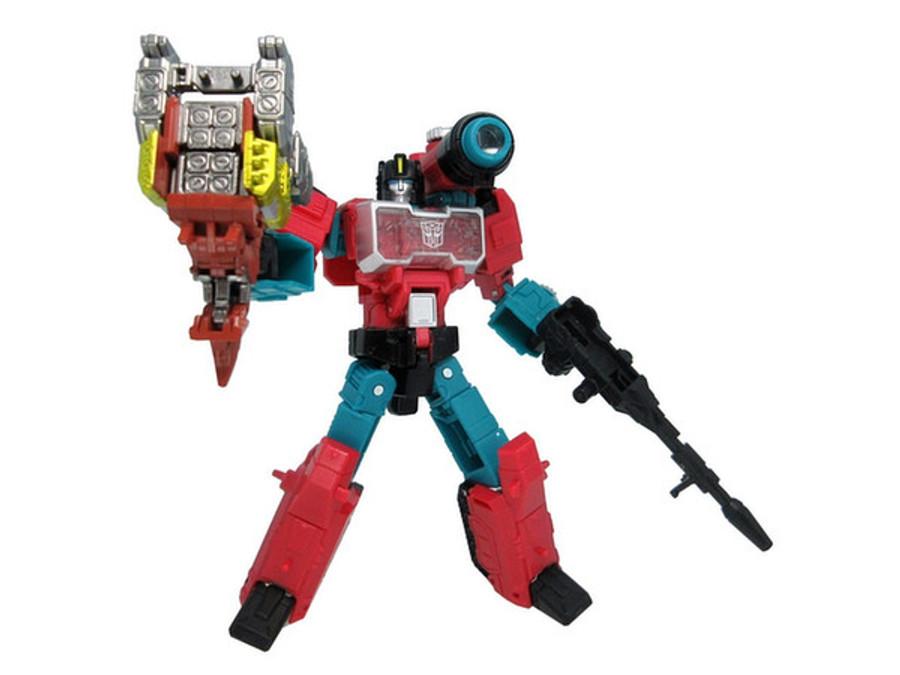 Takara Transformers Legends - LG56 Perceptor