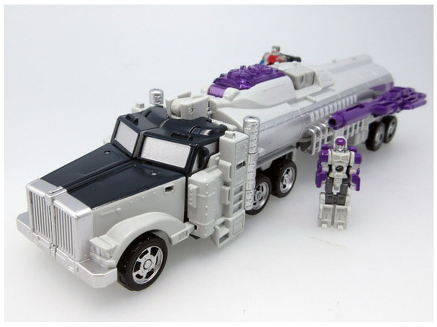 Takara Transformers Legends - LG57 Octane
