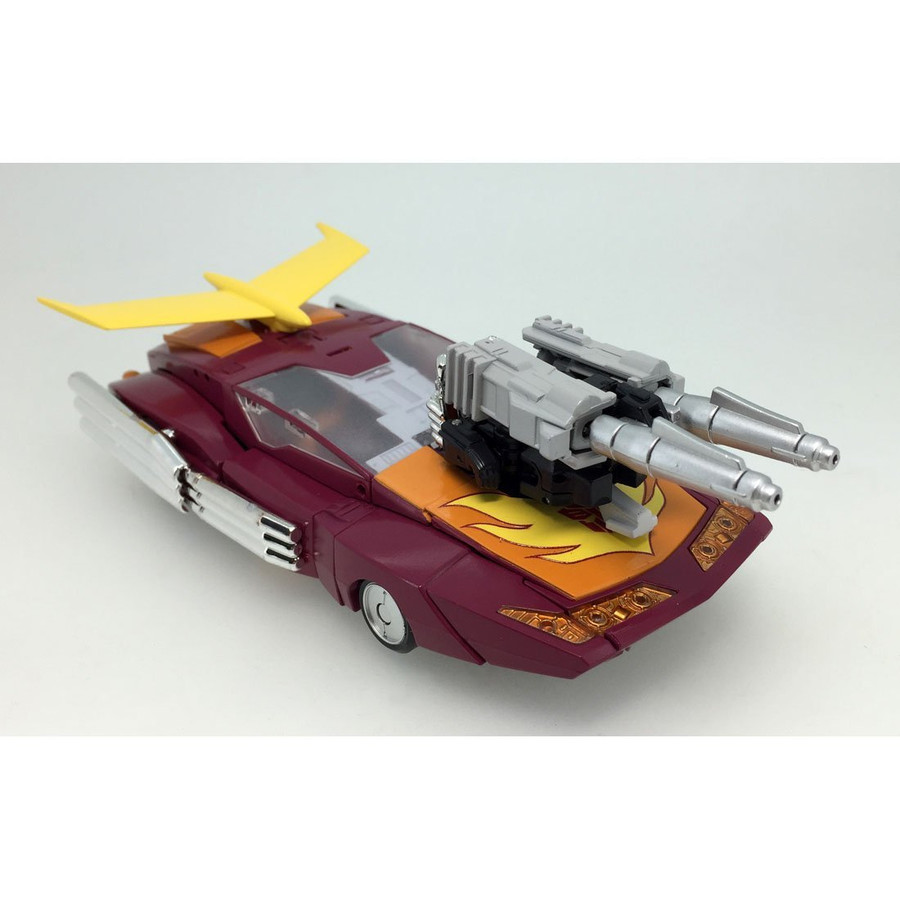 MP-40 Masterpiece Targetmaster Hot Rodimus