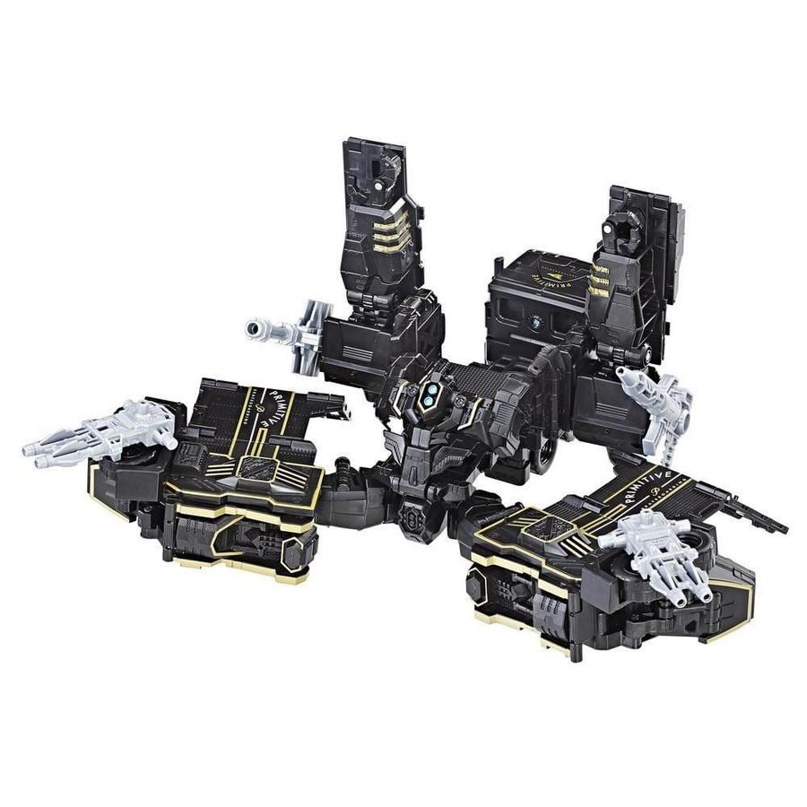 Transformers Generations Titans Return - Primitive Optimus Prime SDCC 2017 Exclusive