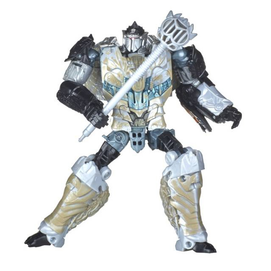 Transformers The Last Knight - Premier Edition Leader Class Dragonstorm and Megatron Set of 2