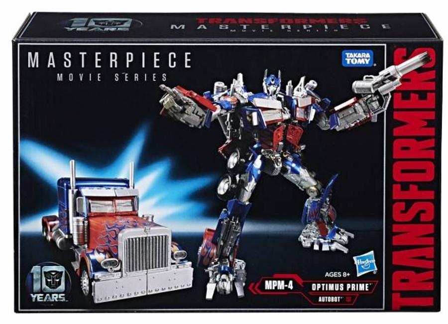 Masterpiece Movie Series - MPM-04 Optimus Prime - Takara Tomy Version