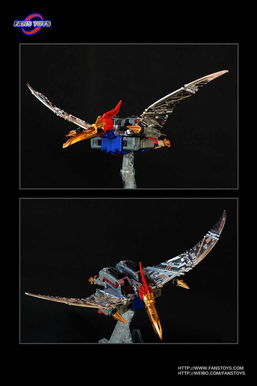 FT-05 Soar Blue Anime Version - Iron Dibots No.2 - Re-Issue