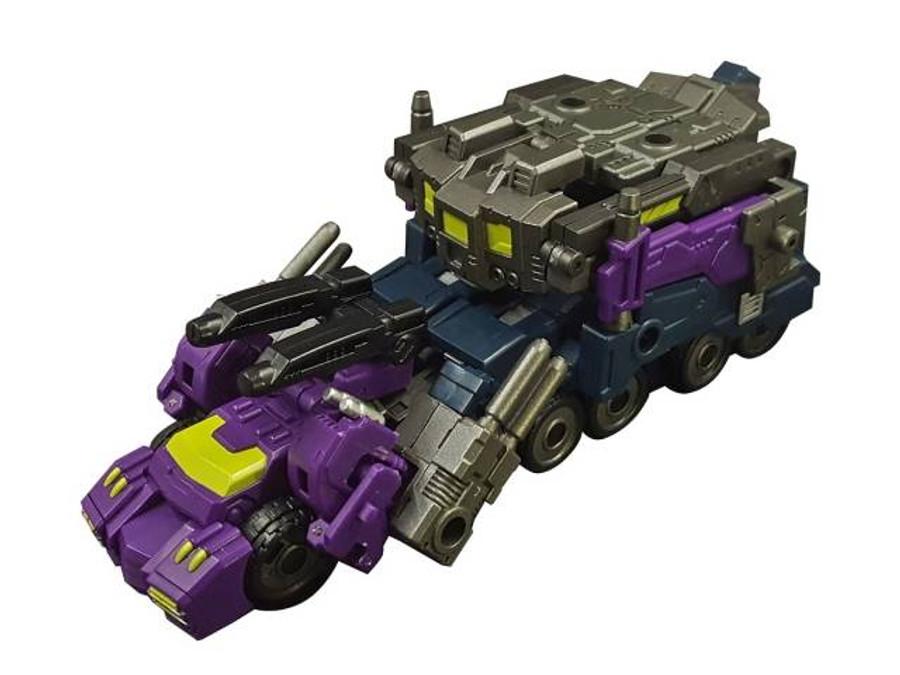 Iron Factory - IFEX14M Mirrored Commander