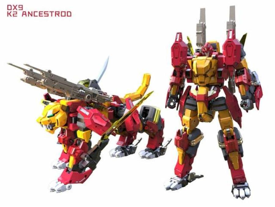 DX9 - K2 - Ancestrod