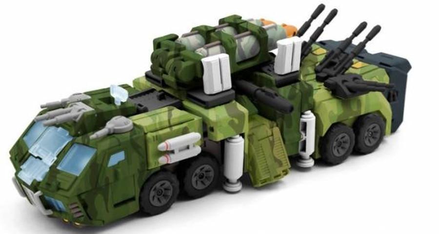 TFC - STC-01A Supreme Techtical Commander (Jungle Version)