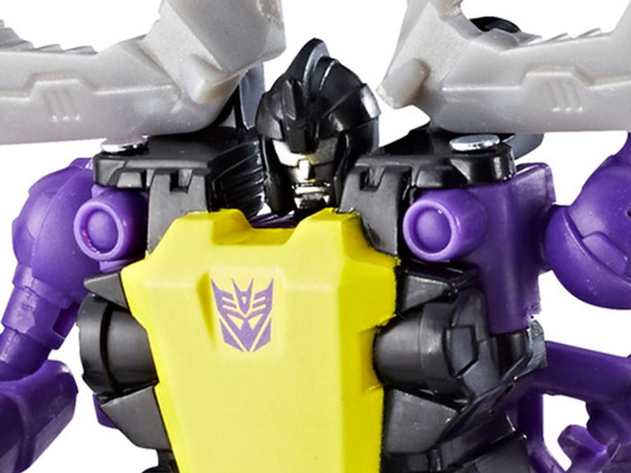Transformers Generations Power of The Primes - Legends Skrapnel