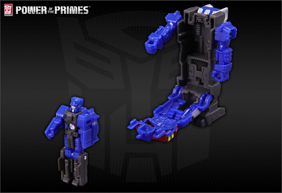 Takara Power of Prime - PP-03 Vector Prime