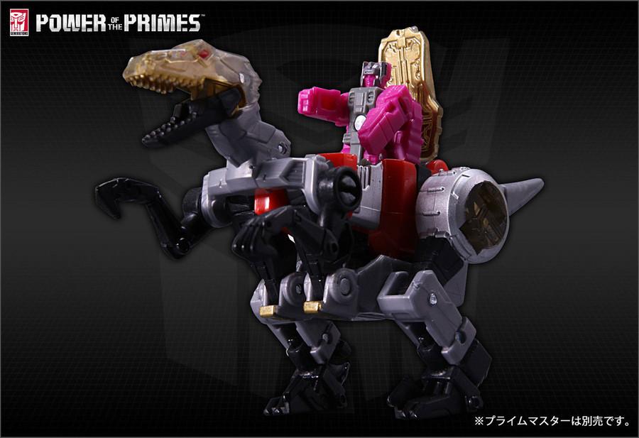Takara Power of Prime - PP-04 Dinobot Slash