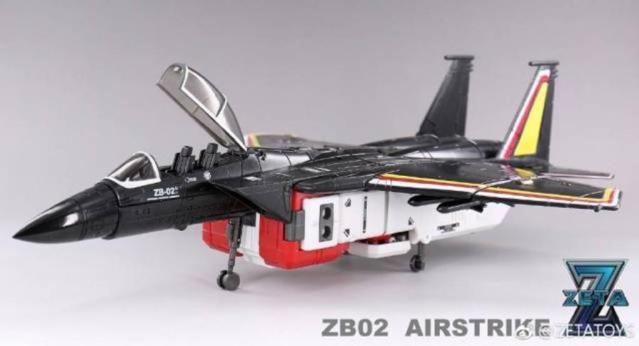Zeta Toys - ZB-02 Airstrike