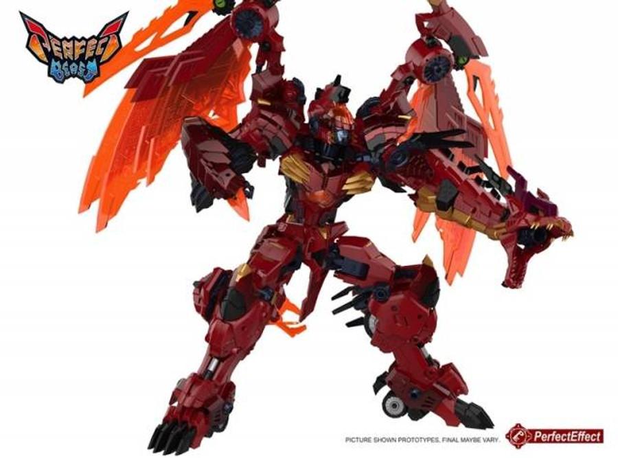 Perfect Effect - PE-DX09 Mega Dragon