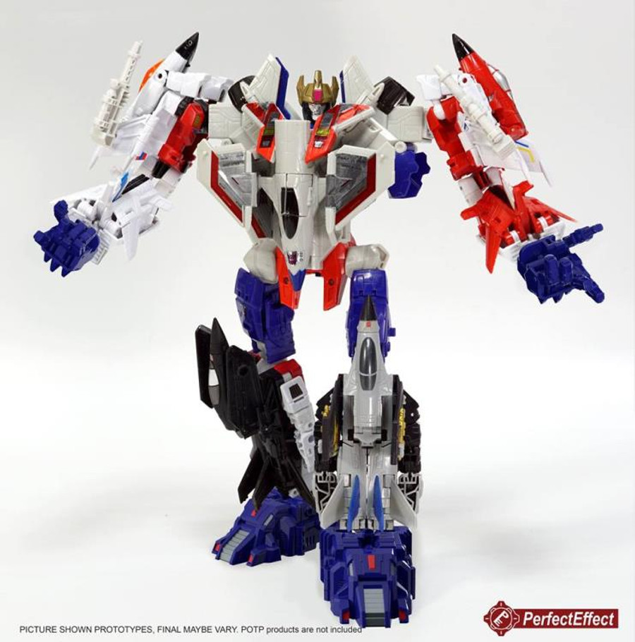 Perfect Effect - PC-22 Power of the Primes Starscream Upgrade Set