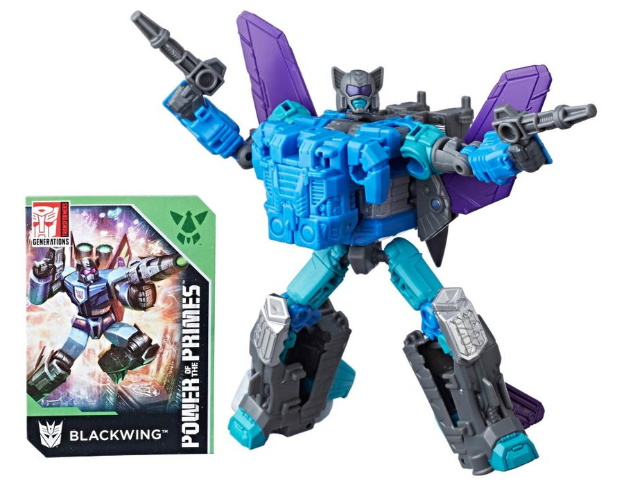 Transformers Generations Power of The Primes - Deluxe Wave 2 - Set of 5