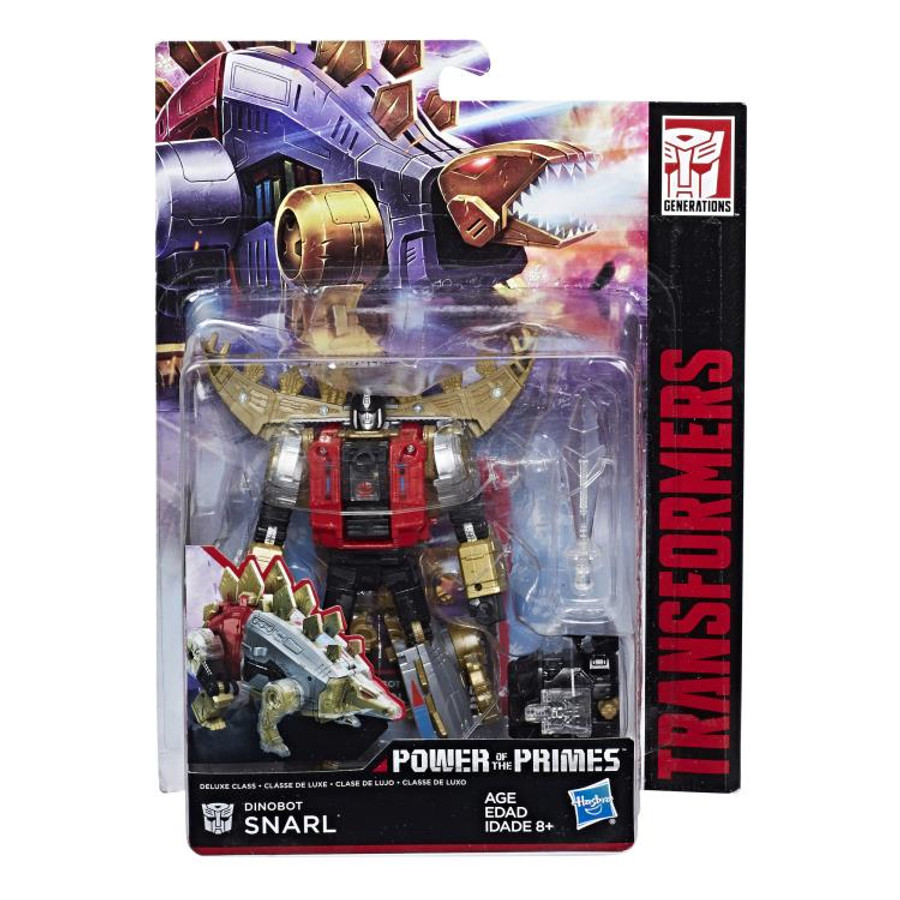 Transformers Generations Power of The Primes - Deluxe Snarl