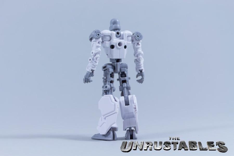 Mayhem Mekanics - The Unrustables: The Prospect Accessory Pack (White)