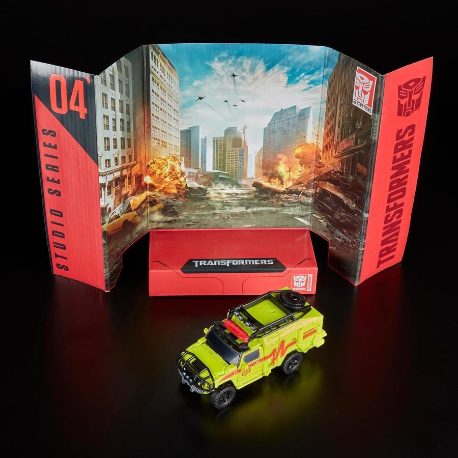 Transformers Generations Studio Series - Deluxe Ratchet