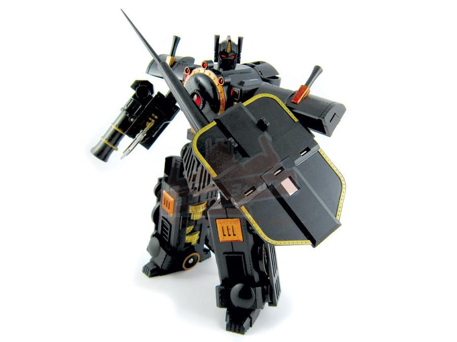 KM-02 Annihilator Knight Morpher