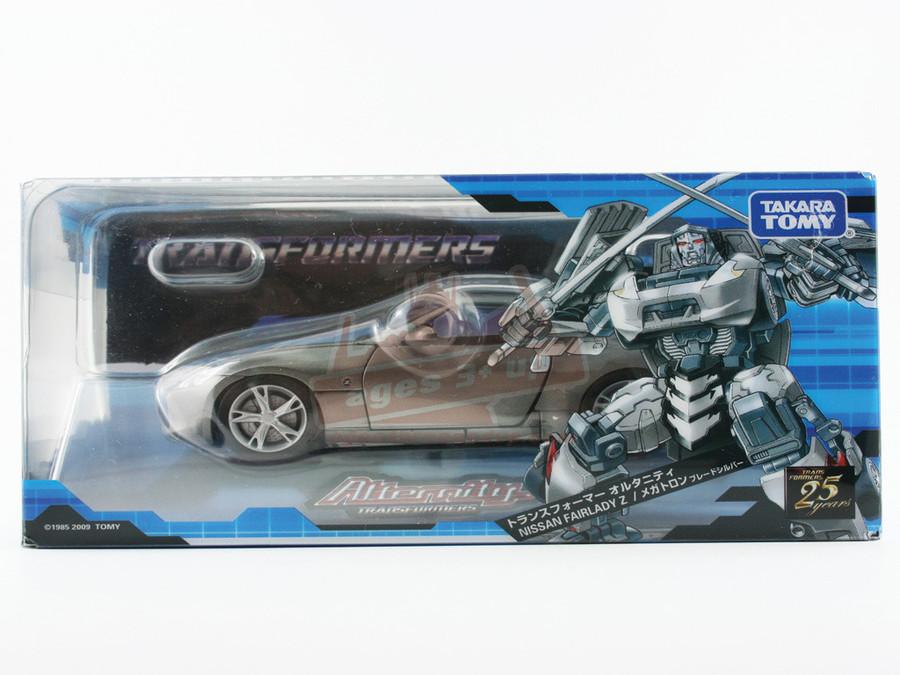 Alternity A-02 Nissan Fairlady Z Megatron Silver