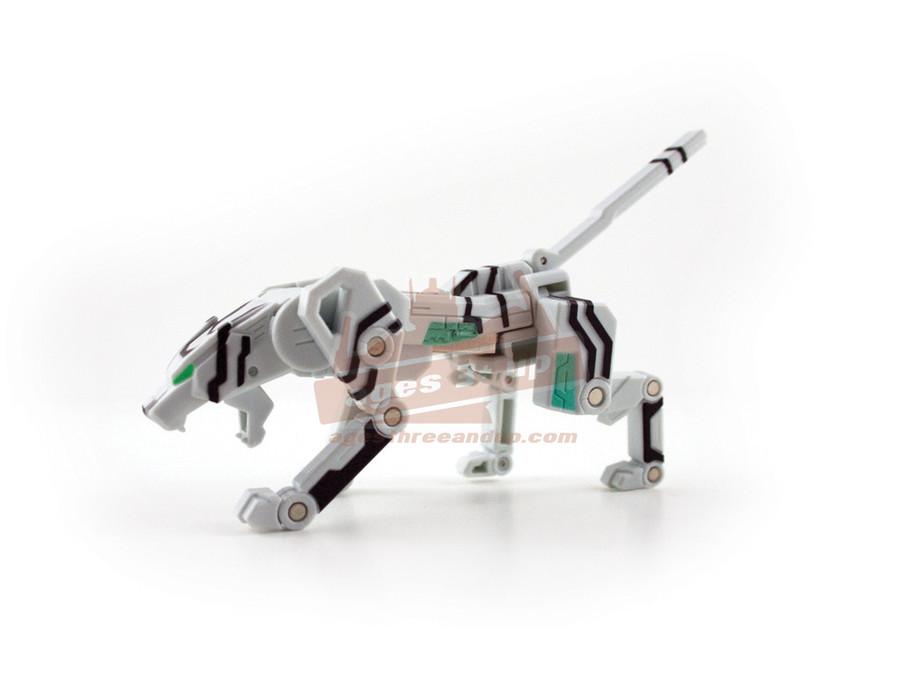 Device Label - Tigertron USB Stick