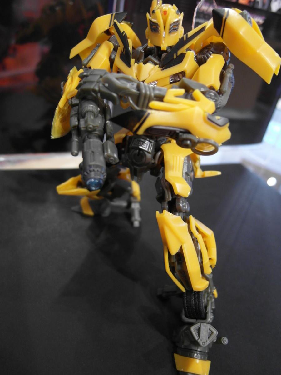DMK-02 Bumblebee Duel Model Kit