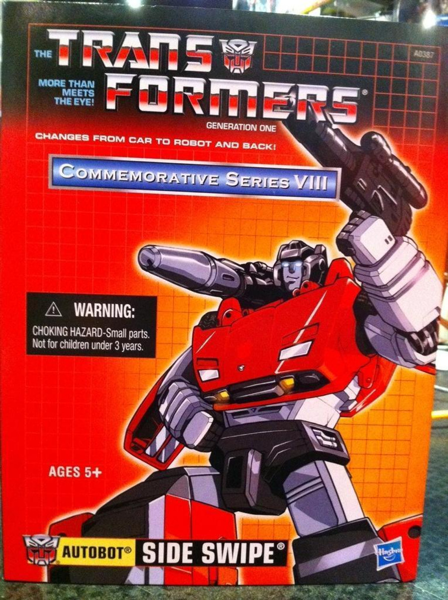 Commerative Sideswipe
