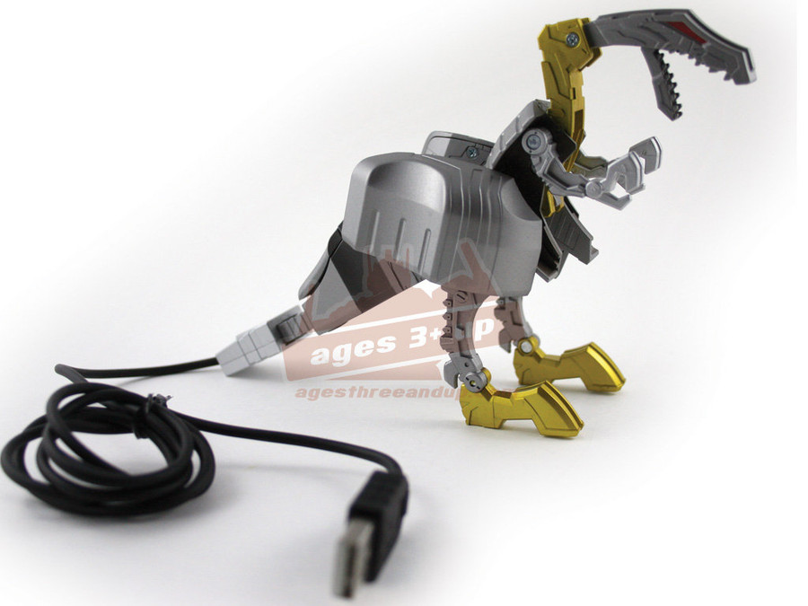 Device Label - Grimlock Operating Optical Mouse