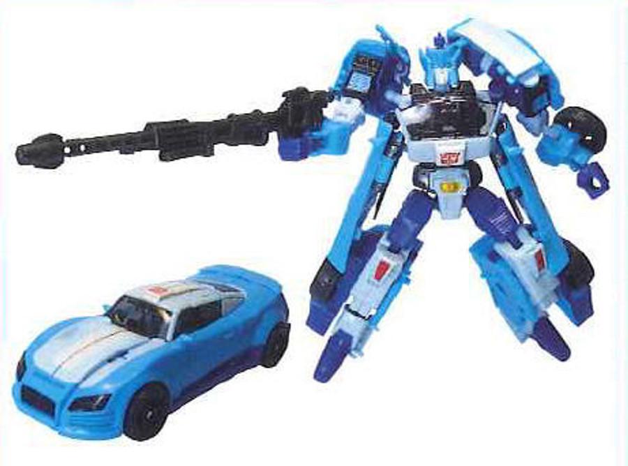 UN-16 Autobot Blurr