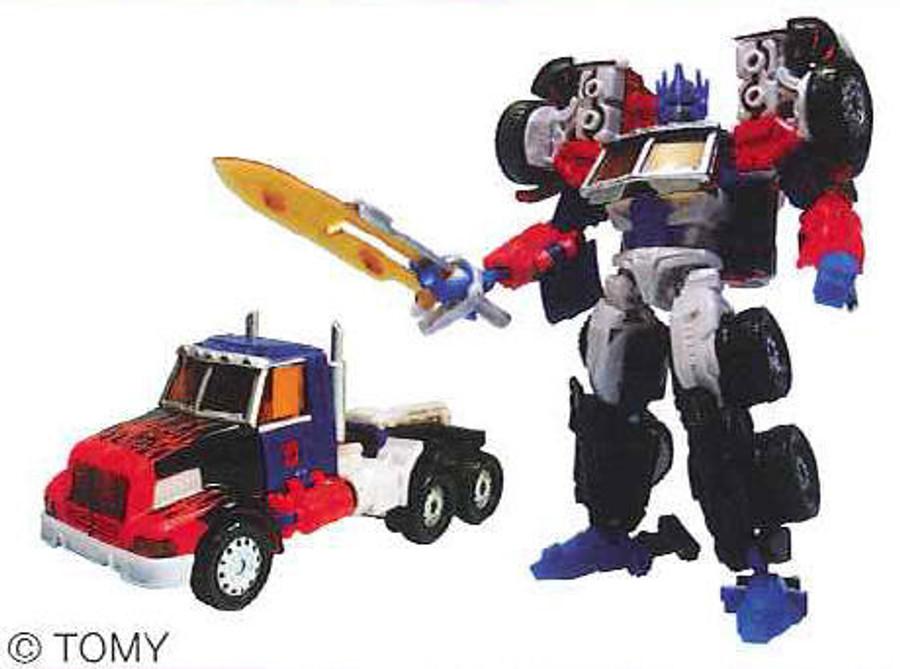 UN-22 G2 Optimus Prime
