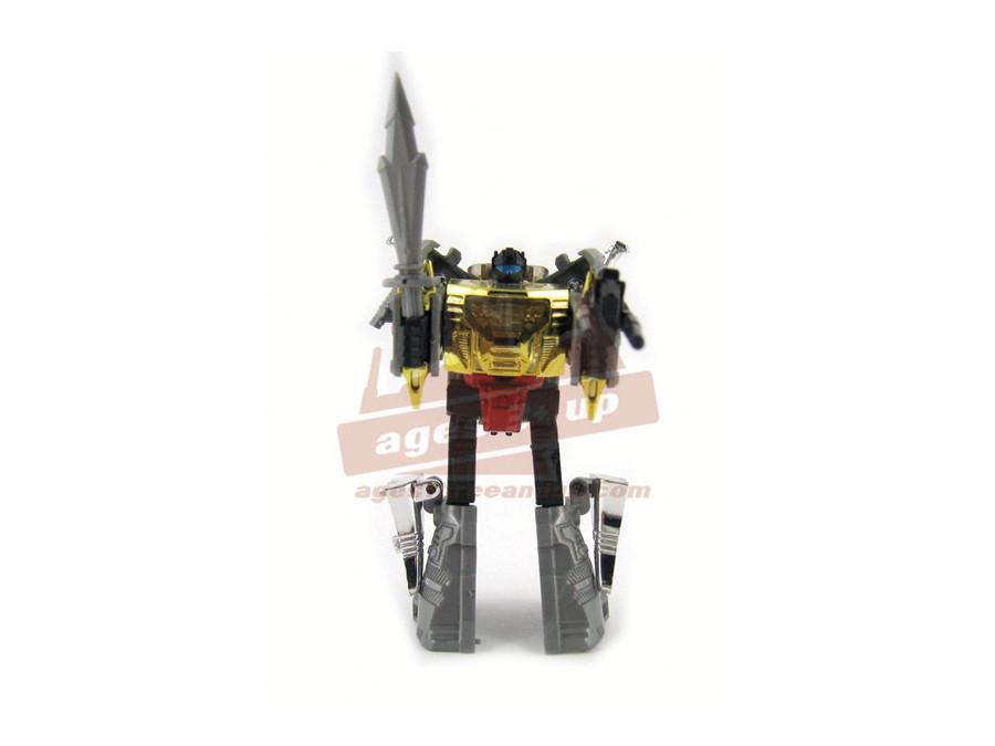 World's Smallest Dinorobots - Commander Grimlock
