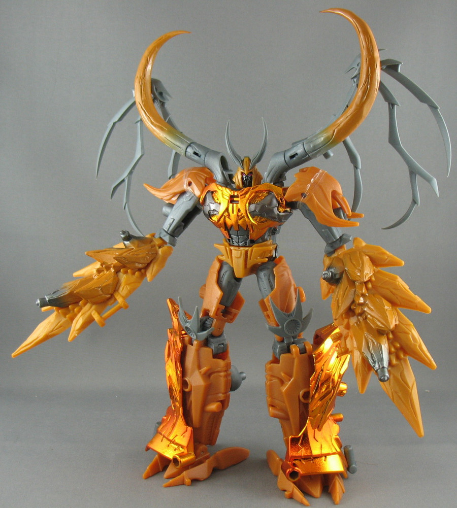 AM-19 Gaia Unicron