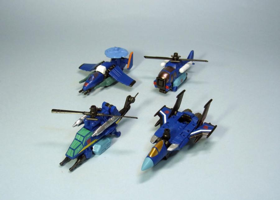EX-02 Jet Master Prime