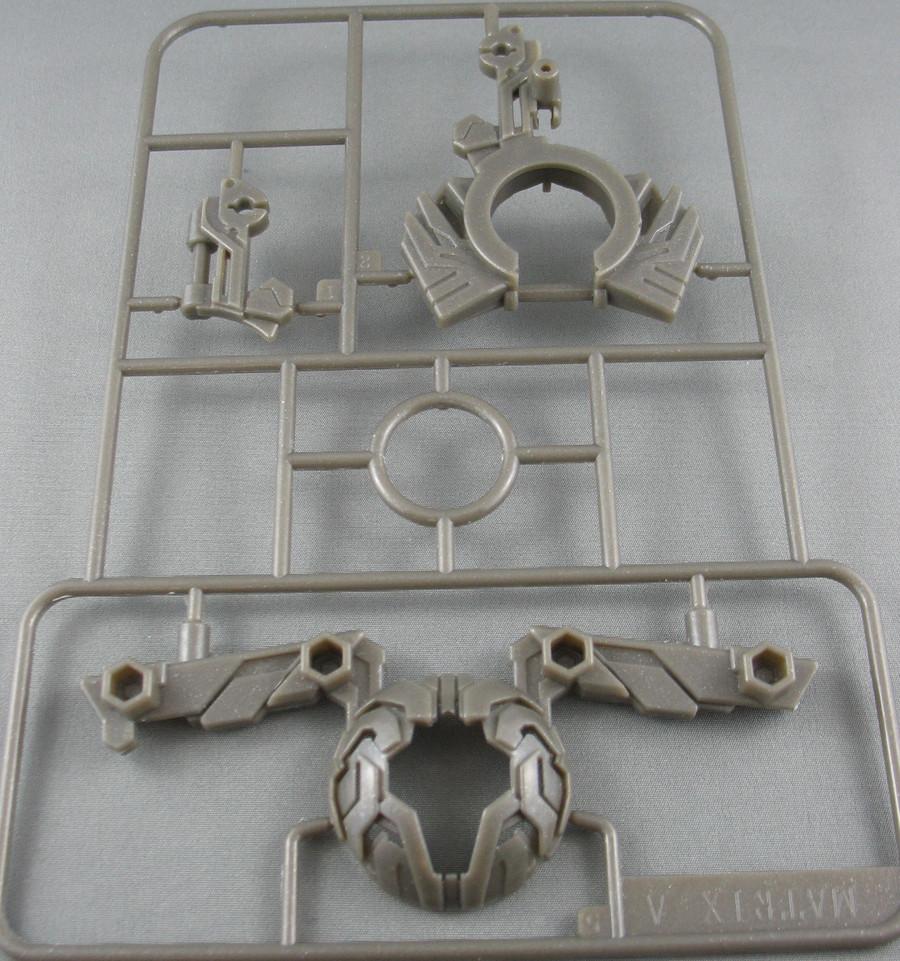 AM-21 Arms Master Optimus Prime
