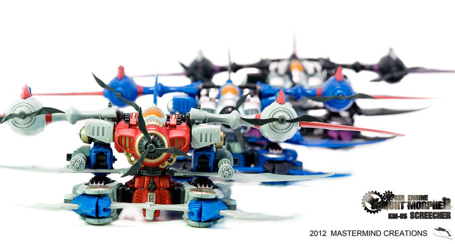KM-05 Airborne Squad Screecher