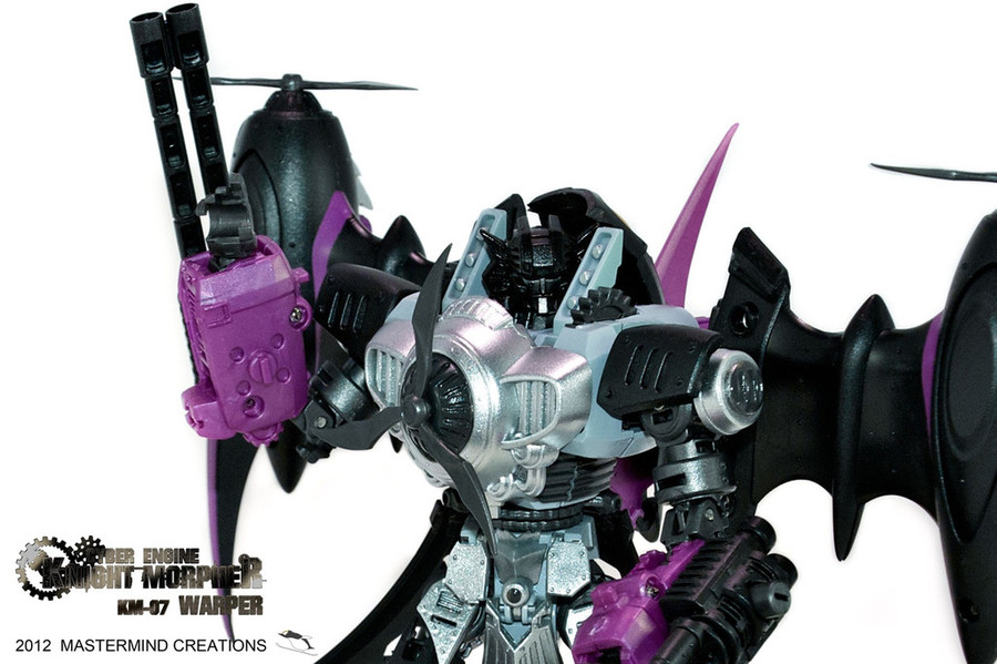 KM-07 Airborne Squad Warper