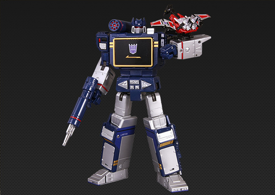MP-13 Soundwave (Reissue)