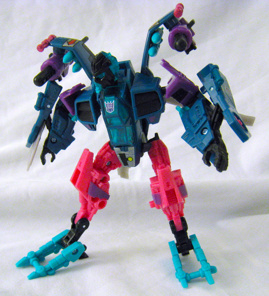 BotCon 2012 - Shattered Glass - Octopunch and Spinster
